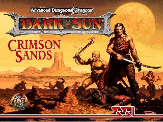 Dark Sun Online:Crimson Sands