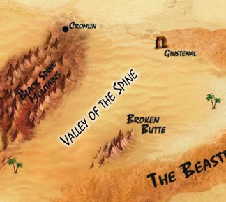 Valley of the Spine