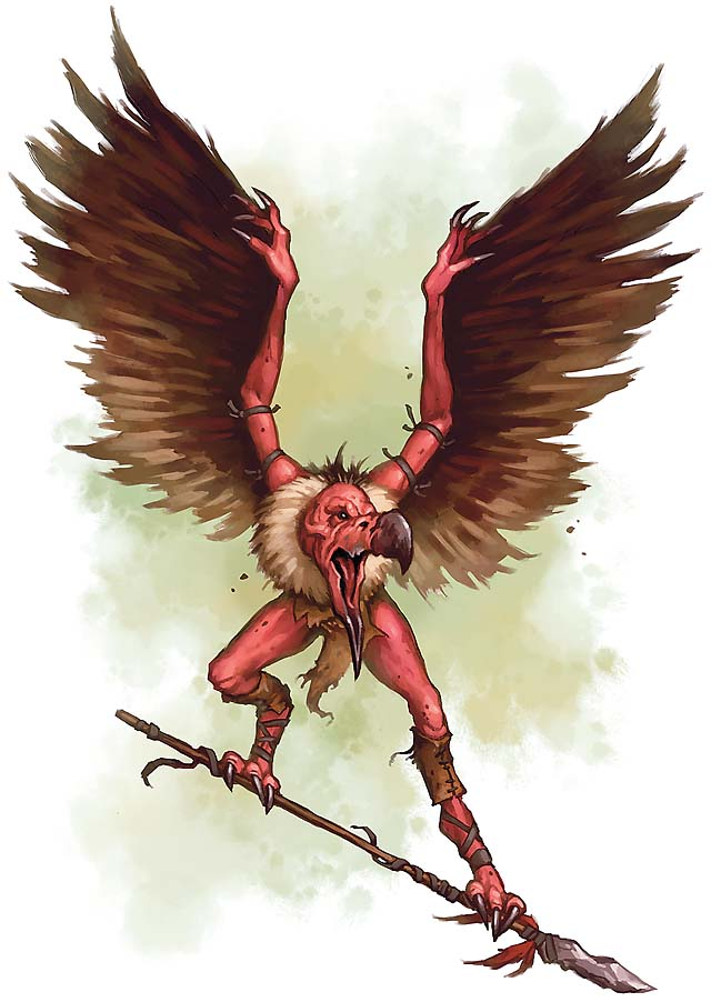 Aarakocra courtesy of WotC